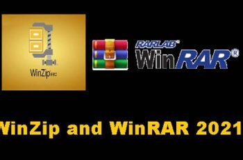 WinZip and WinRAR 2021, Updated