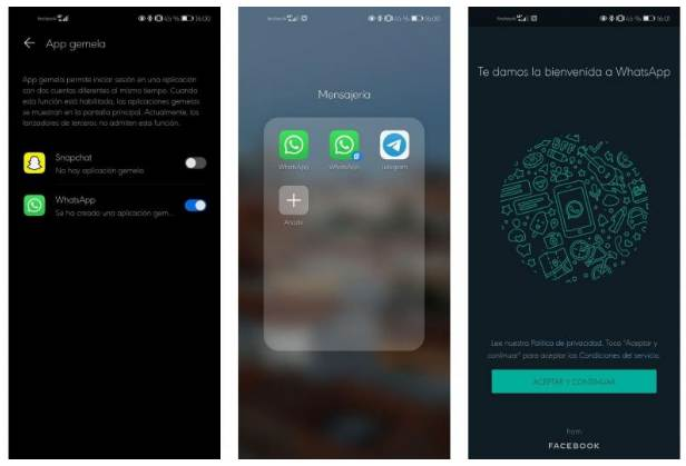 How to have two active WhatsApp accounts android