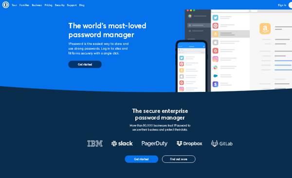 1Password, Password Manager in 2021